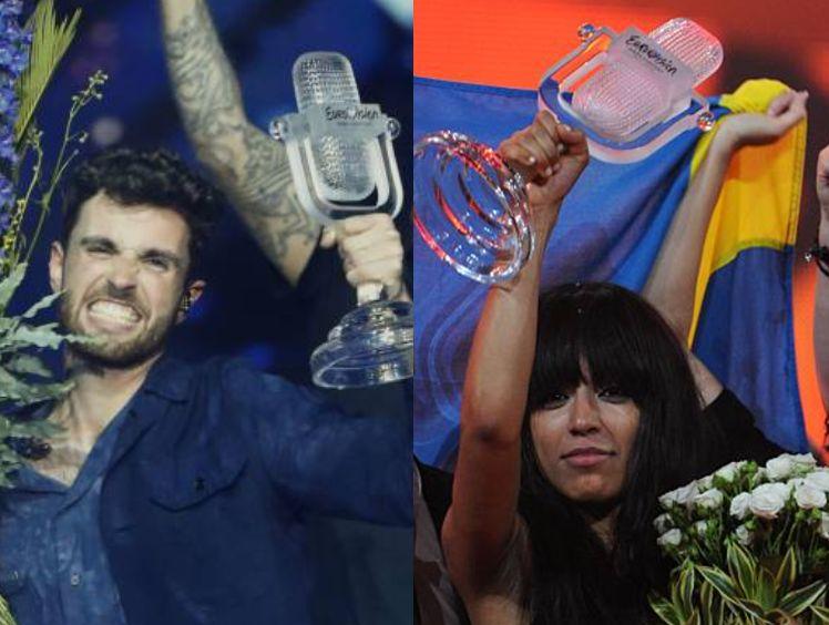 Cantantes bisexuales en Eurovisión