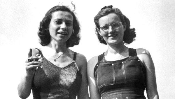 Felice Schragenheim y Lilly Wust, pareja lesbiana o bisexual en el nazismo