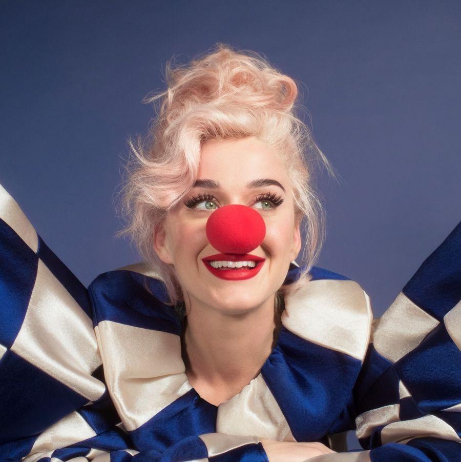 Smile de Katy Perry, el disco de la felicidad