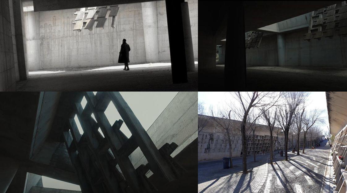 La arquitectura del vídeo Llora el Corazón de Daigon y Rebeca