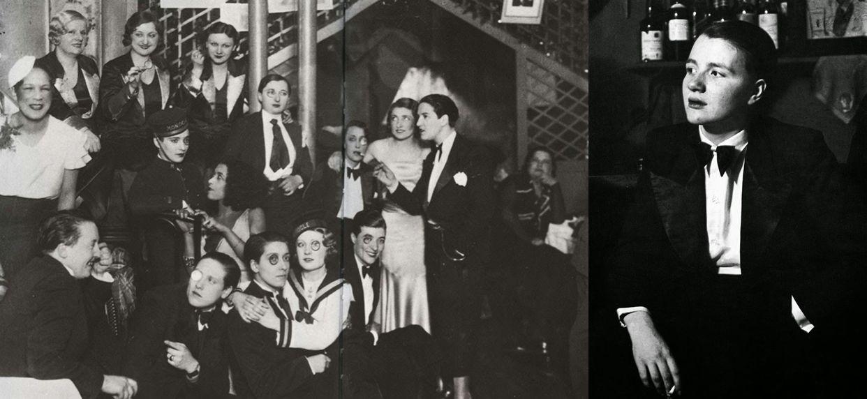 Visibilidad lésbica en el París de los años 30