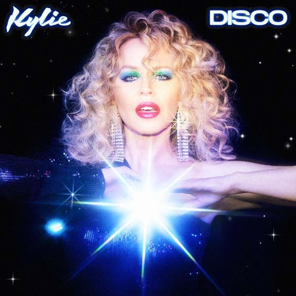 Crítica del disco DISCO de Kylie Minogue, precedido por Say Something
