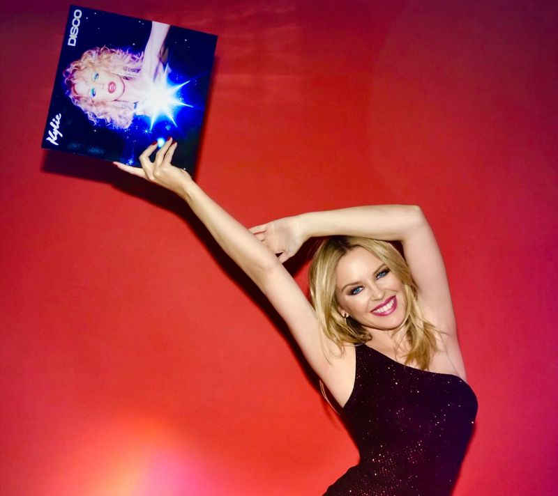 Review del disco DISCO de Kylie Minogue