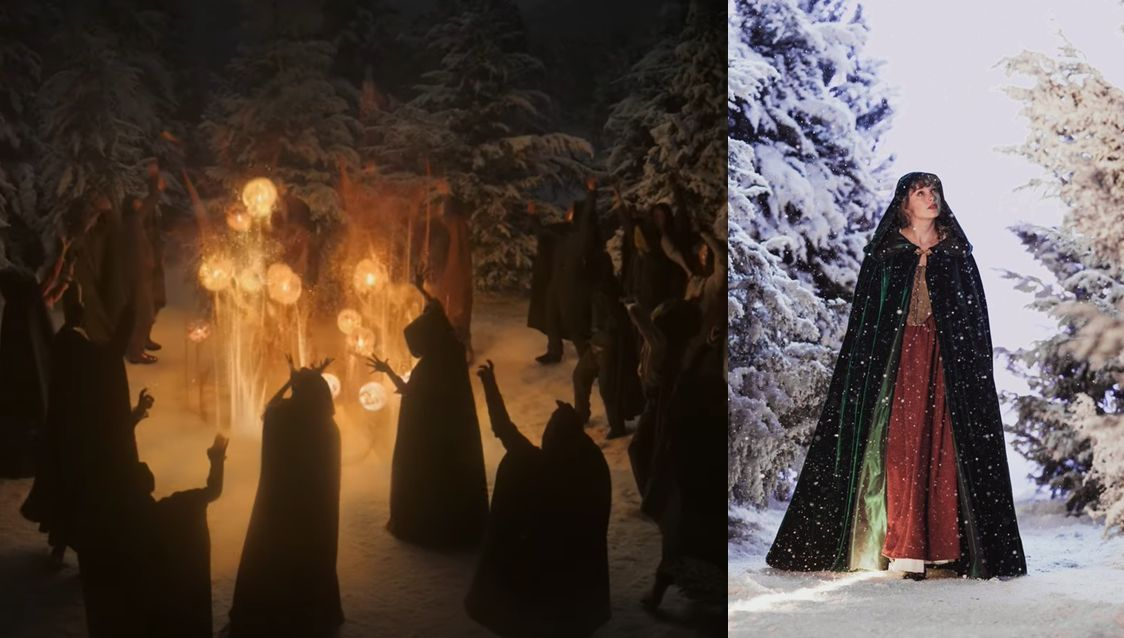 Magia en Willow de Evermore de Taylor Swift