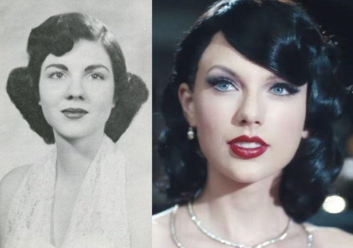 Marjorie Finlay en la discografía de Taylor Swift