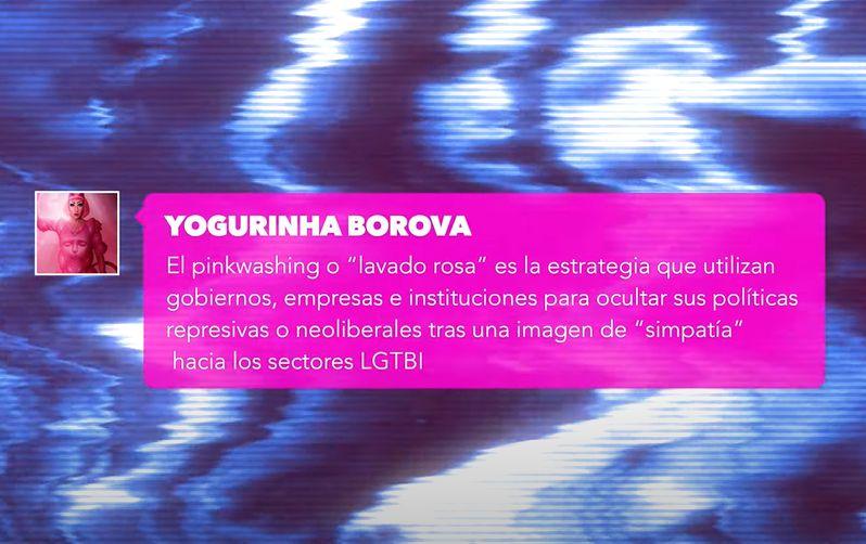 Pinkwashing de Yogurinha Borova, entre las mejores canciones del petardeo español de 2020