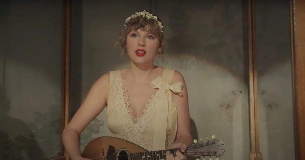 Taylor Swift encerrada en Willow