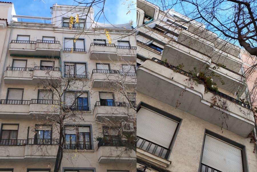 Art Decó Streamline Moderne en Madrid