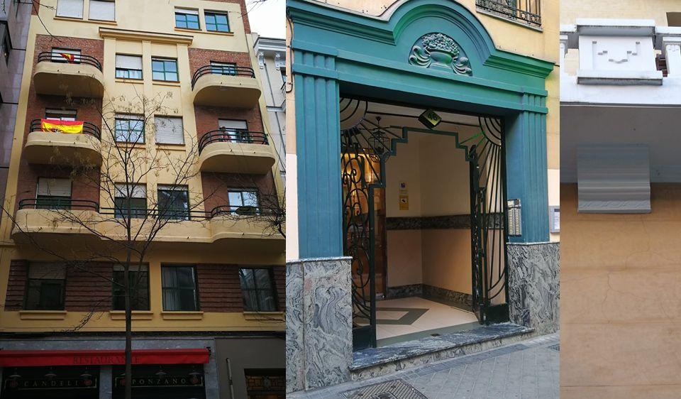 Art Decó racionalista y Zigzag Moderne en Madrid