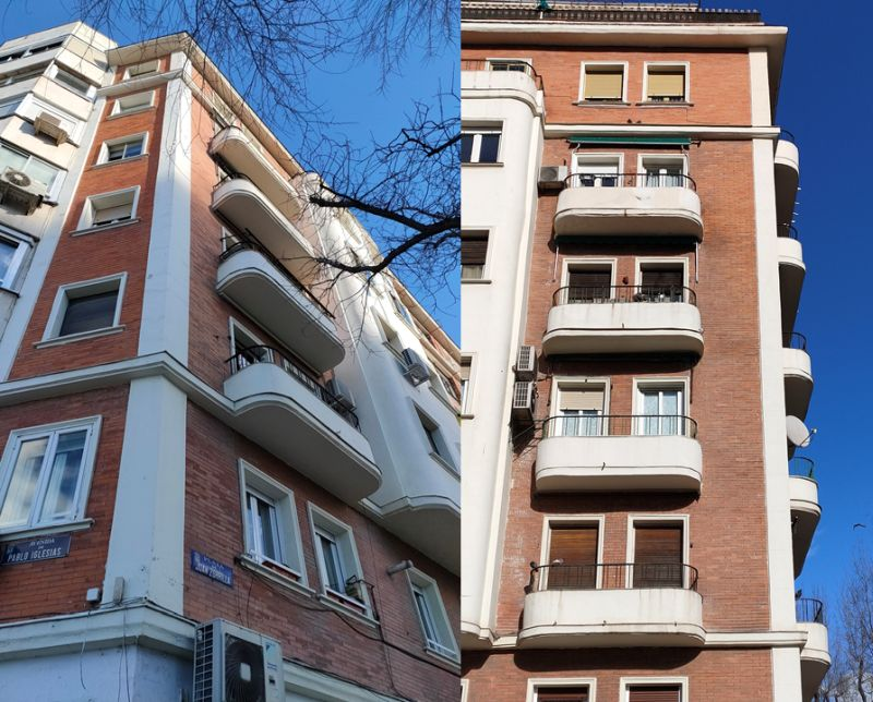 Plaza Zorrilla 4, Madrid Art Decó en el franquismo