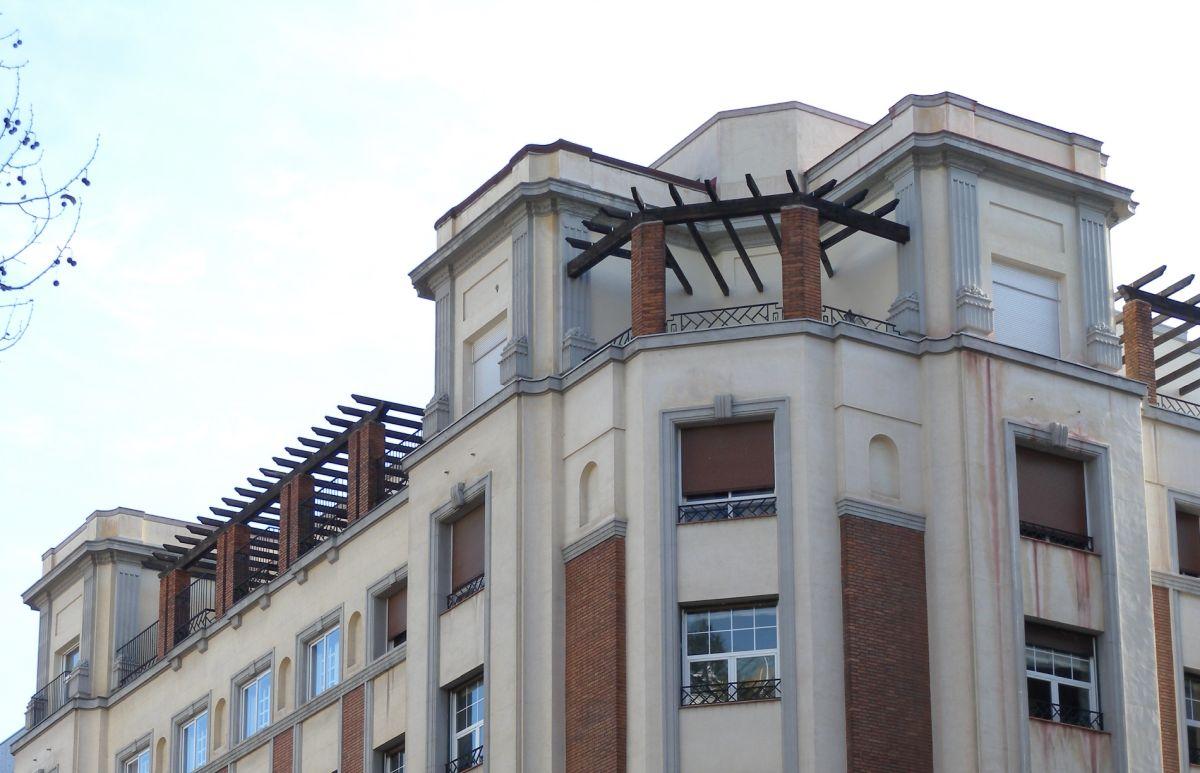 Abascal 52 es Madrid Art Decó en Chamberí