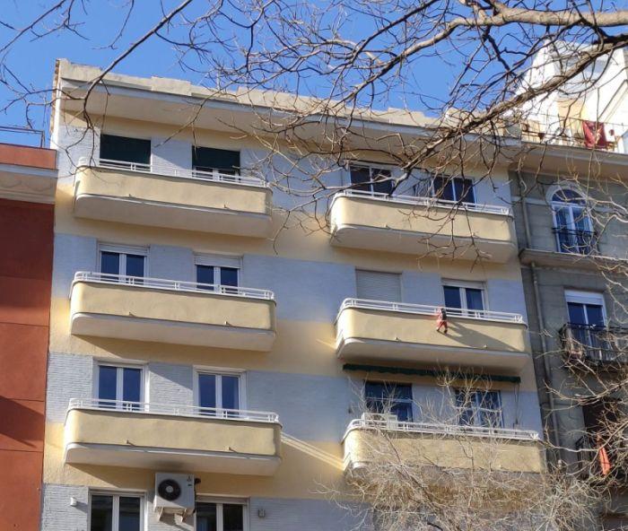 Arquitectura Art Decó Streamline Moderne en Madrid