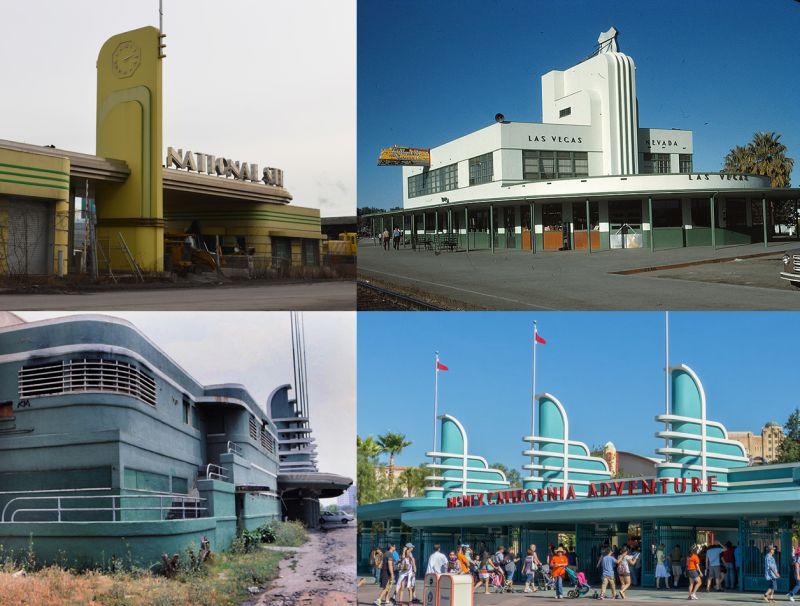 Arquitectura Art Decó Streamline Moderne