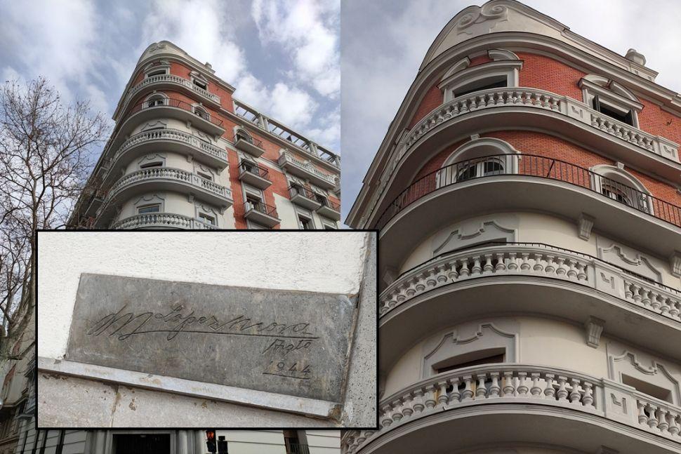 Art Decó de pequeños detalles en Madrid