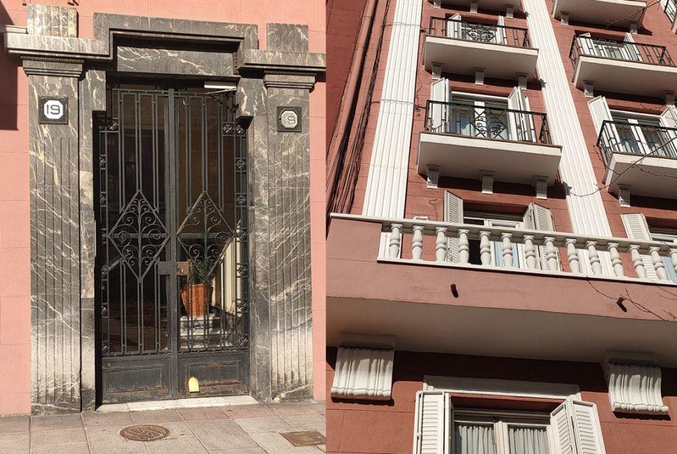 Calle Abascal 19 es Madrid Art Decó