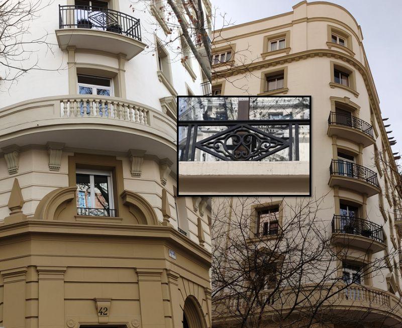 Detalles Zigzag Moderne en Abascal 42