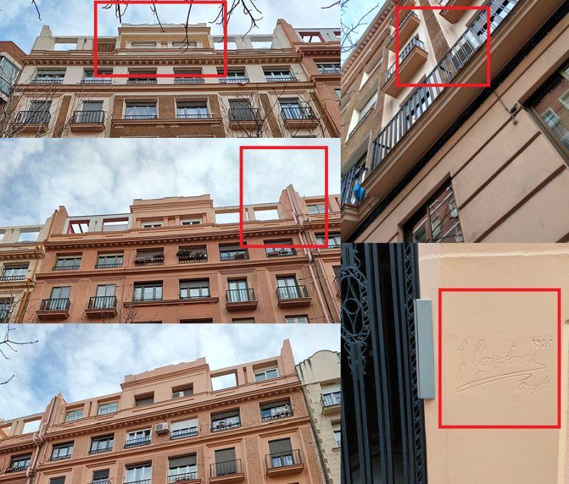 Discreto Zigzag Moderne de Fausto Gaiztarro en Cristóbal Bordiú