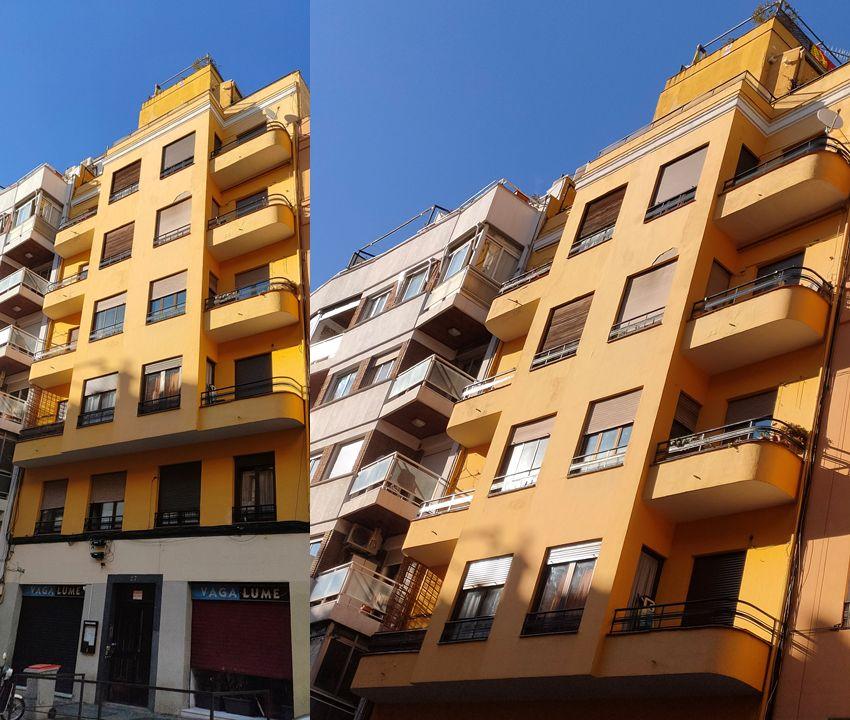 Madrid Art Decó Streamline Moderne en Ponzano