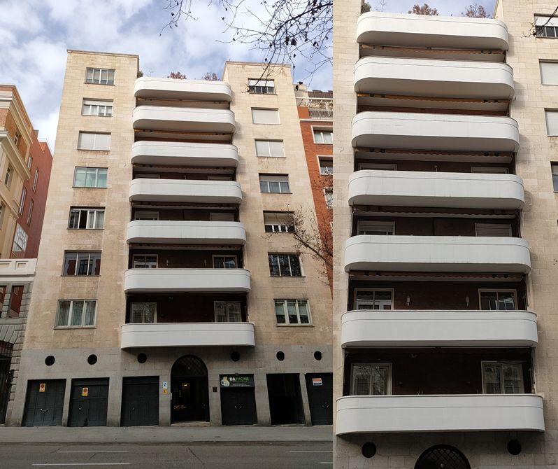 Madrid Art Decó Streamline Moderne en la calle Abascal