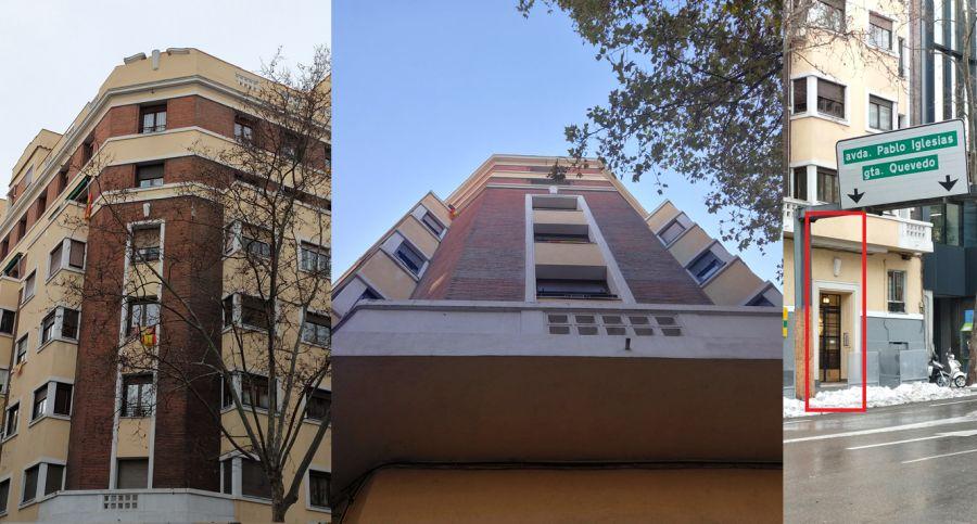 Madrid Art Decó Zigzag Moderne en Ponzano