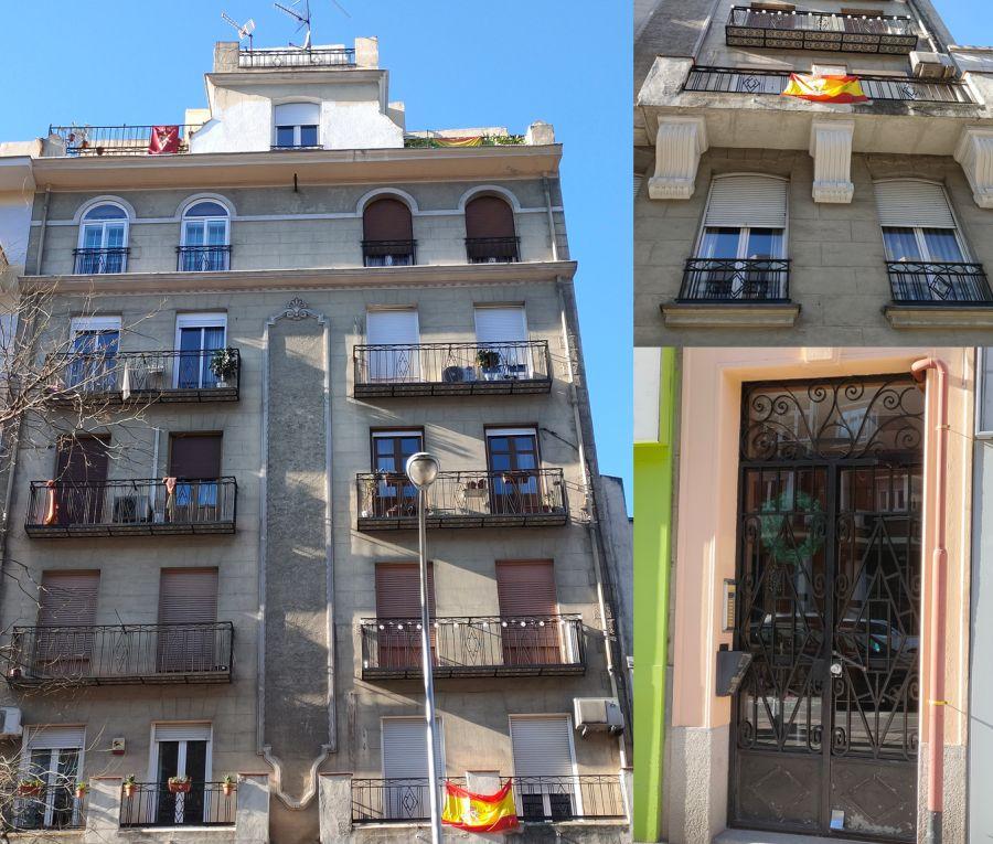 Madrid Art Decó Zigzag Moderne en Santa Engracia