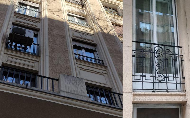 Madrid Art Decó en calle Alonso Cano