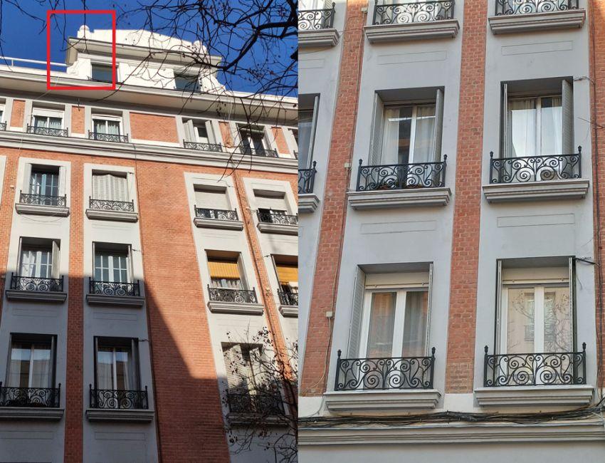 Madrid Art Decó en calle Bretón de los Herreros 5