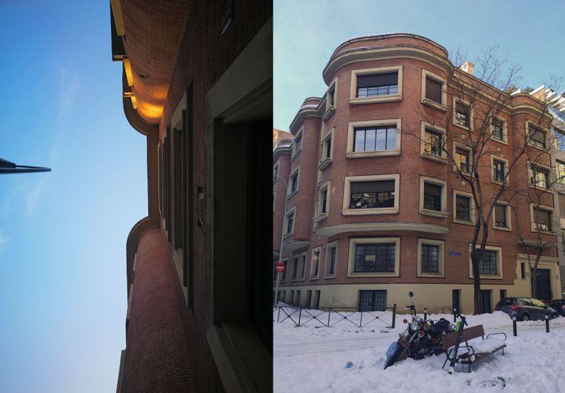 Madrid Art Decó en calle Espronceda