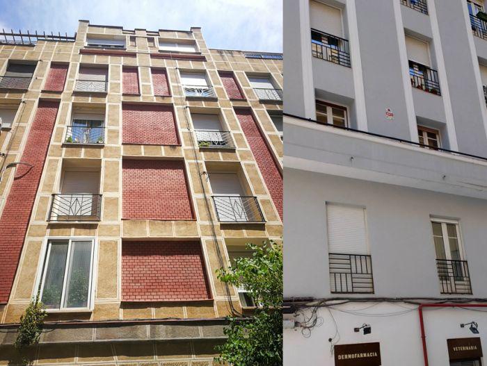 Madrid Art Decó en calle Málaga