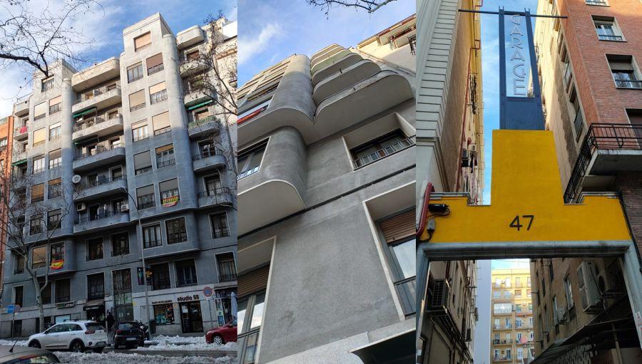 Madrid Art Decó en la calle Ríos Rosas