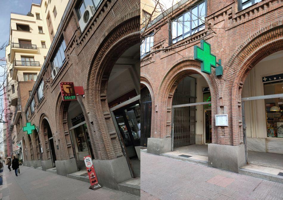 Madrid y su Expresionismo en ladrillo
