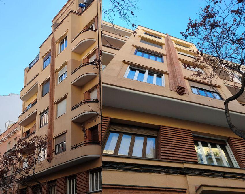 Maravilla Streamline Moderne del Madrid Art Decó en Bretón de los Herreros