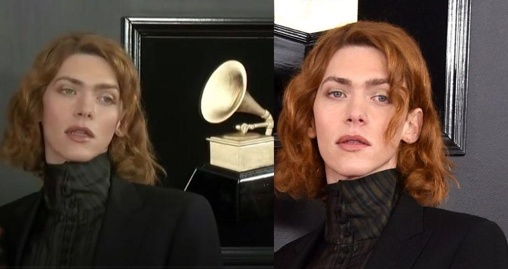 SOPHIE en la gala de los Grammy 2019