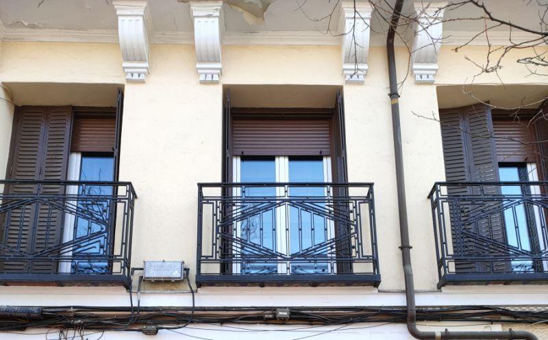 Santa Engracia 110 Madrid Art Decó