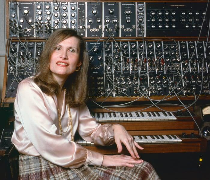 Wendy Carlos, fundamental para la electrónica