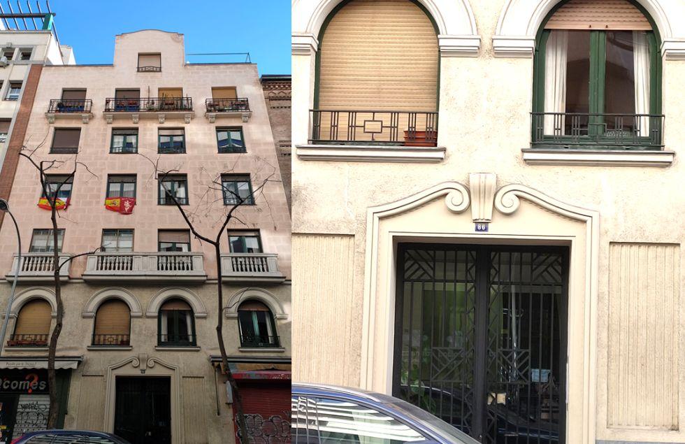 Zurbano 86 es Madrid Art Decó