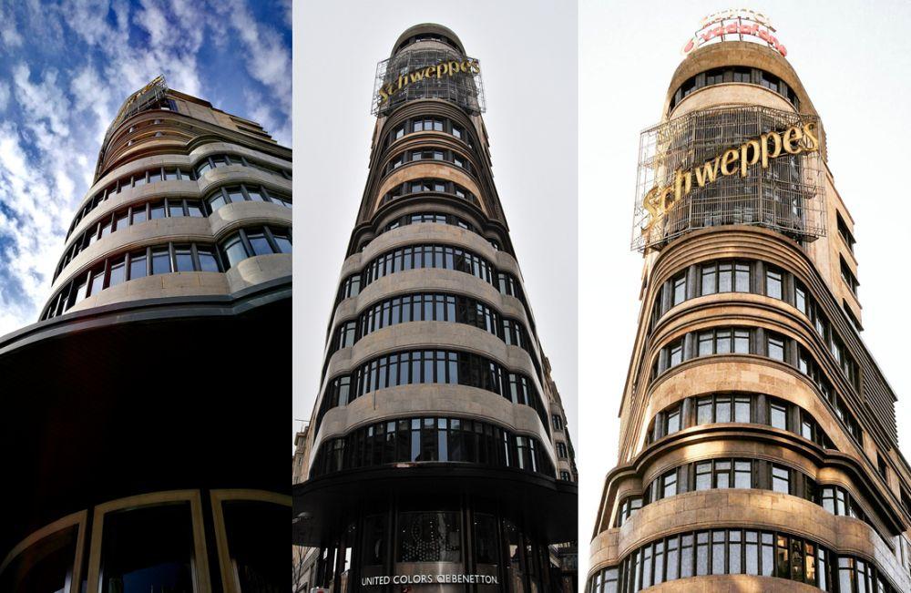 Art Decó Streamline Moderne de Madrid