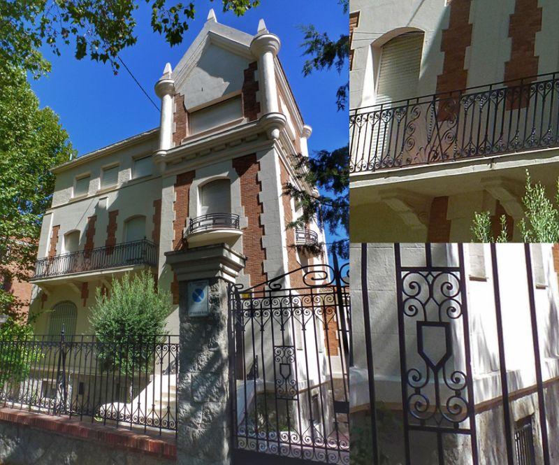 Avenida del Valle 42 es Madrid Art Decó