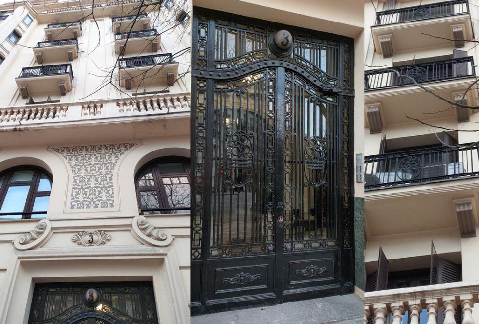 Calle Almagro 3 es Madrid Art Decó