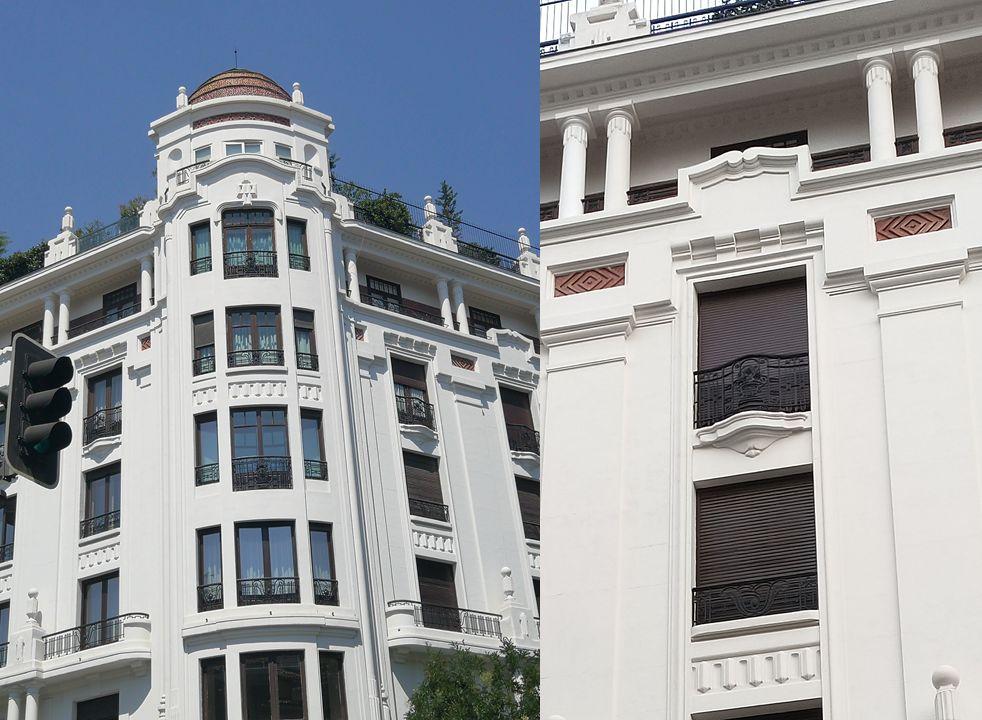 Calle Génova 15 es Madrid Art Decó