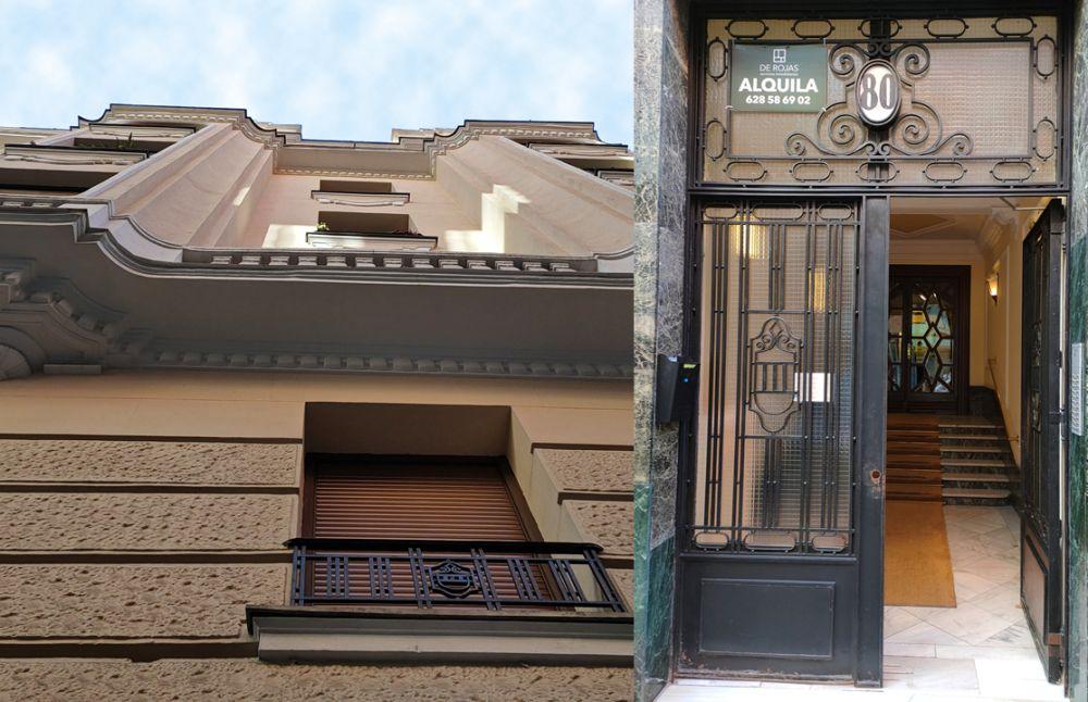 Calle García de Paredes 80 es Madrid Art Decó