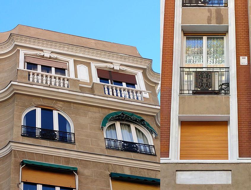 Calle Modesto Lafuente 6 de Madrid