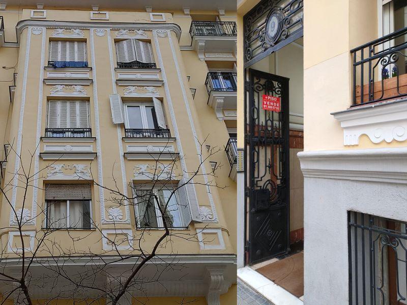 Calle Monte Esquinza 9 de Madrid