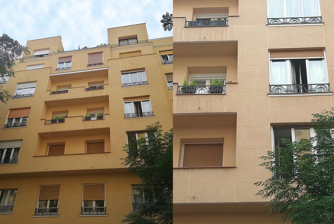 Calle Rafael Calvo 28 es Madrid Art Decó