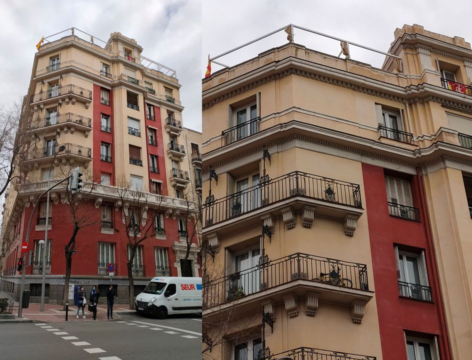 Calle Santa Engracia 46 de Madrid