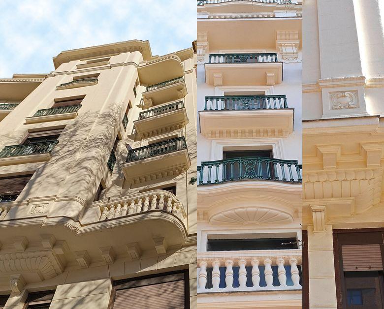 Calle Santa Engracia 60 es Madrid Art Decó