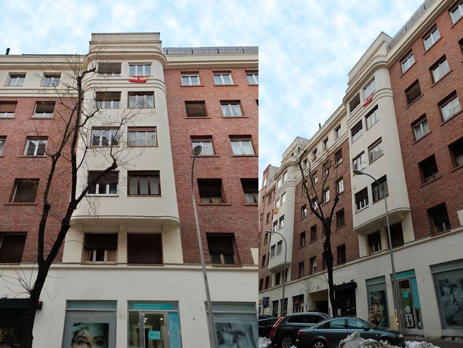 Calle Viriato 57 de Madrid