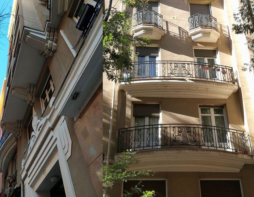Calle Viriato 63 es Madrid Art Decó