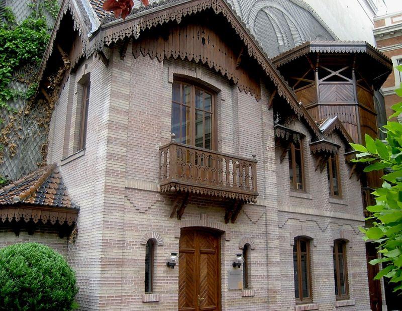 Casa de Muñecas en el Palacio de Linares