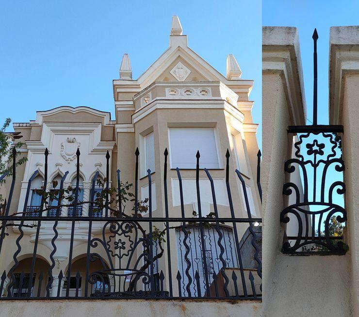 Chalet del Madrid Art Decó en calle Olivos